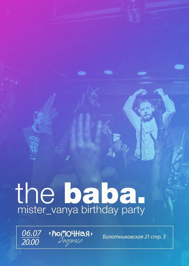 the baba